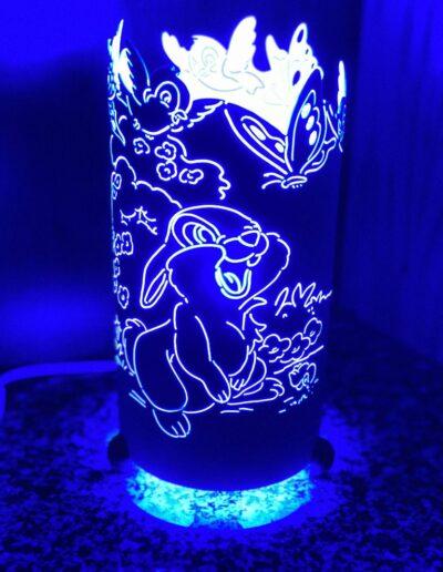 130 Lampes Personnalisées