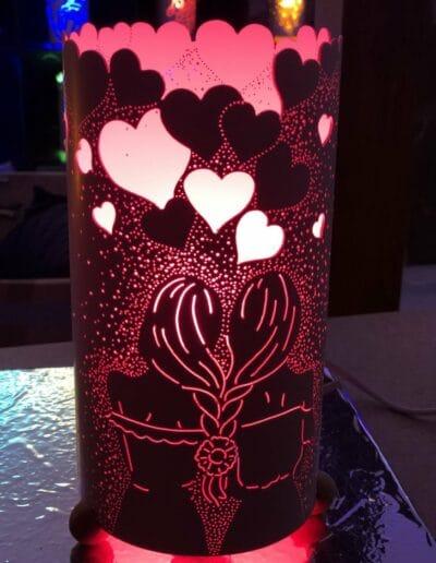 136 Lampes Personnalisées