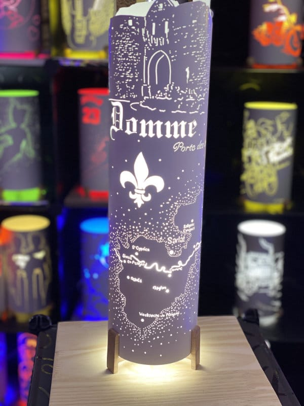 domme blanc 50