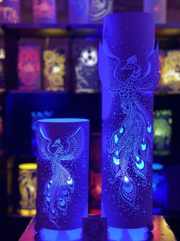 Phoenix Bleu